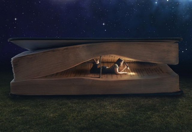 Olvasás Éje