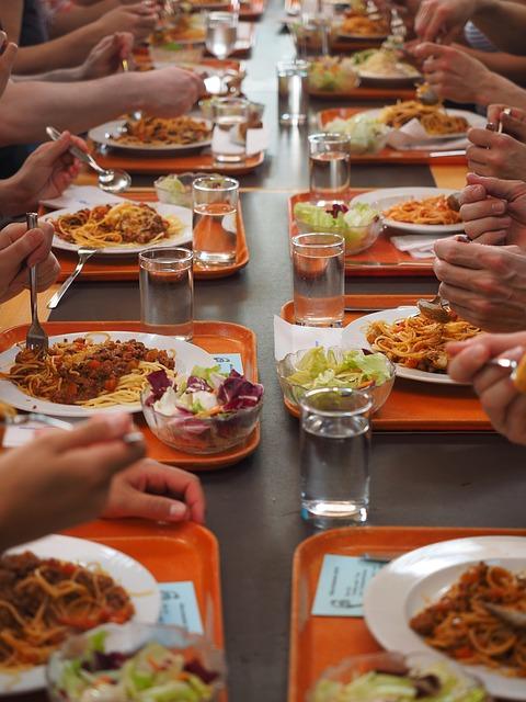 Menzai étkezés igénybevétele